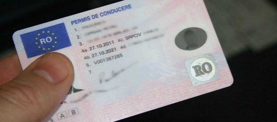 permisul de conducere romanesc